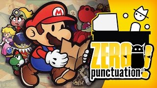 Paper Mario: The Thousand-Year Door (Zero Punctuation)