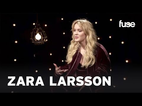 Zara Larsson On Featuring A Black Gay Couple In Symphony Music Audio