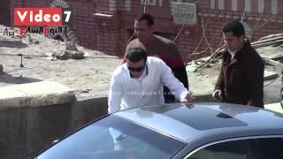 المطرب مصطفى كامل يستعلم عن شروط الترشح بمحكمة جنوب القاهرة