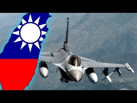 US doesn't sell Taiwan F-16s