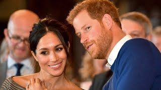 Prince Harry Hints That Meghan Markle Might Be Pregnant