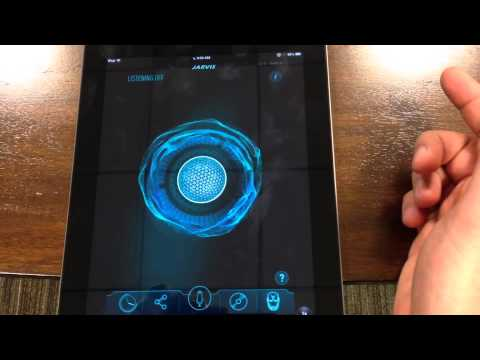 Marvel s Iron Man 3 JARVIS Second Screen App Review