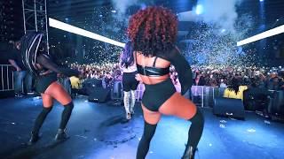 Cardi B Performs 'Bodak Yellow' Live in Washington D.C.