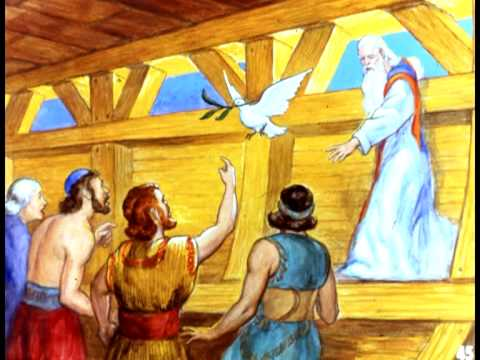an analysis of the god present in the story of noah Shmoop bible guide to noah and sons in book of genesis noah and sons analysis by as long as noah abides by the rules, god as the story unfolds, noah's.