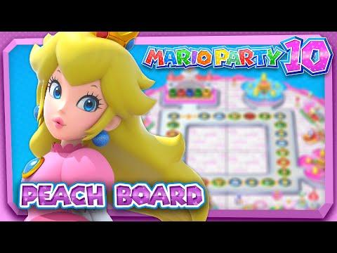 Mario Party 10 - Amiibo Party: Peach Board (4 Player)