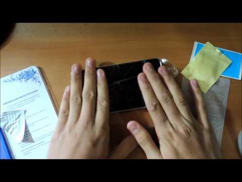 Como colocar uma película de vidro temperado em seu smartphone :