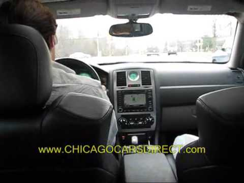 Chrysler 300C SRT-8--Chicago Cars Direct Video