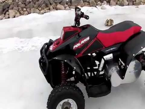 Yamaha Snowmobile Motor