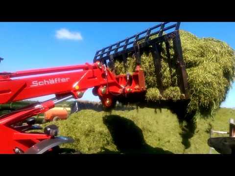 Schaffer 9630T loader test