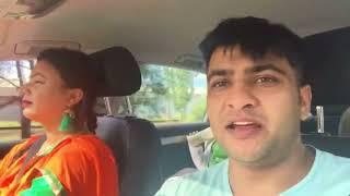 Sass Nuh vs Munda | Punjabi Funny Video | Latest Sammy Naz | Tayi Ji Surinder Kaur