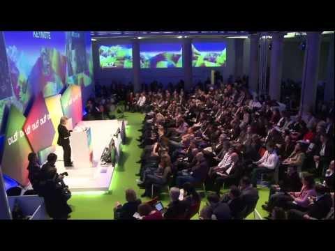DLD 2012 - Keynote by Viviane Reding
