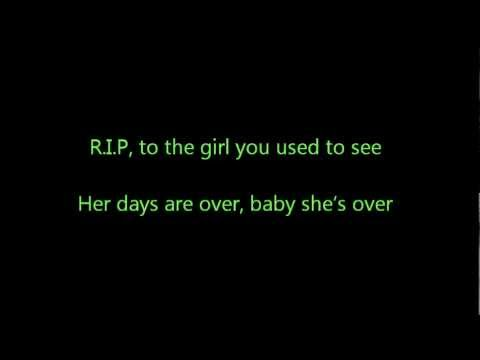 R.i.p - Rita Ora & Tinie Tempah (lyrics) video