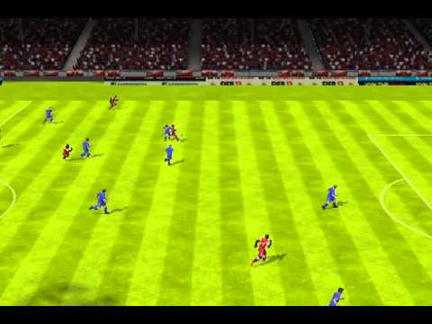 FIFA 13 iPhone/iPad - Ivory Toast Fc vs. Swindon Town