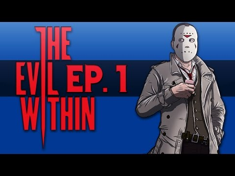 Delirious Plays The Evil Within: Ep. 1 (Investigating the asylum!)