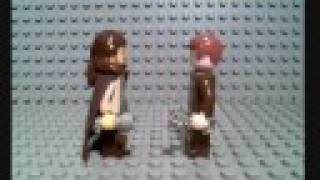 Lego Star Wars The Dark Phantom part 1