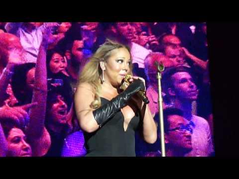 Mariah Carey - Hero & Supernatural - The Elusive Chanteuse Show - Sydney video