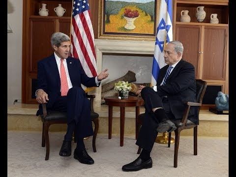 Secretary Kerry stresses Security and peace for Israel