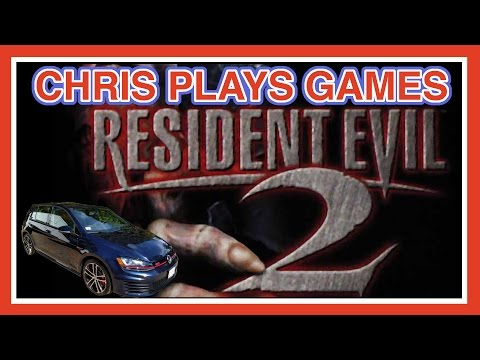Resident Evil 2 - Playstation - Gaming + Life: New cars, getting a job in tech