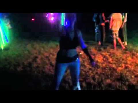 Astral Wand at Return to Roots Gathering - LED Levi Wand - Glow Wand - Levitation Wand Dance