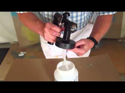Rockler HVLP Paint Sprayer Review