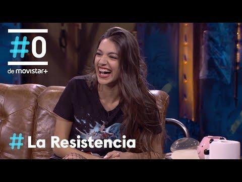 LA RESISTENCIA - Entrevista a Ana Guerra | #LaResistencia 11.03.2019