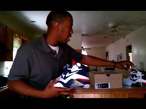 Nike Air Max 180 Barkley Nike Air Force 180 Olympic Aka
