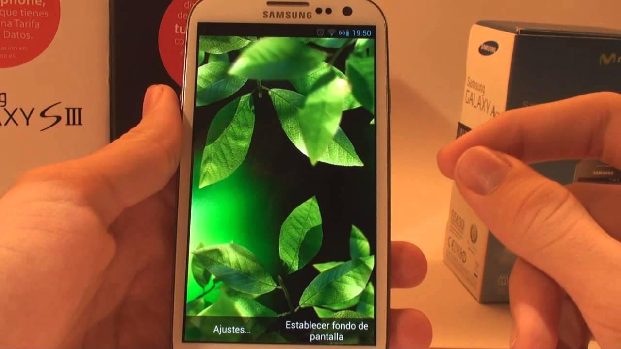 Fondos de pantalla para el teléfono Android