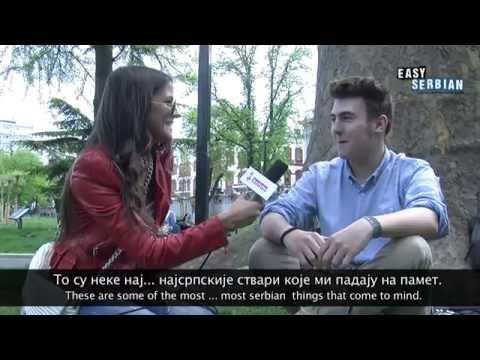 Easy Serbian 1 - Serbia in 3 Words