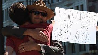 Hugs For A Dollar