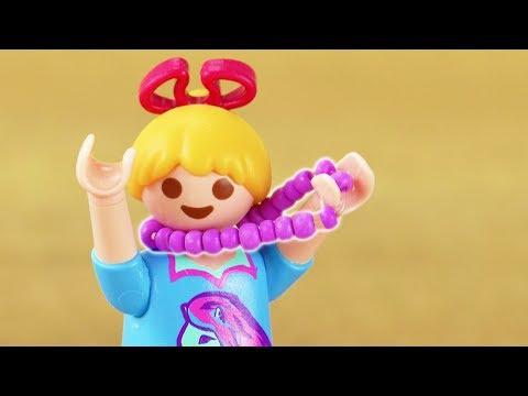 Playmobil Kette für Hannah Vogel | Schmuck selber machen für Playmobil | basteln für playmobil