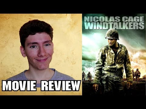 Windtalkers (2002) [John Woo, Nicolas Cage War Movie Review]