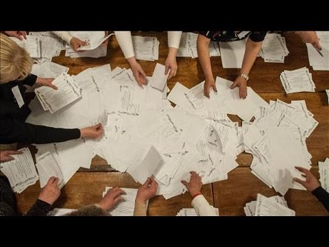 Russia Respects East Ukraine Referendum Results