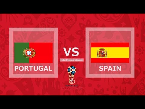 Portugal vs Spain World Cup 2018 Russia Previews & highlight
