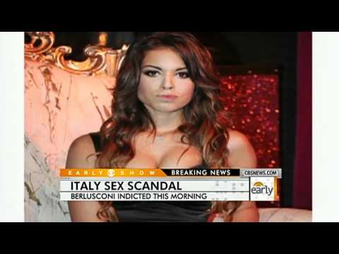 Italy's Berlusconi Indicted in Sex Scandal
