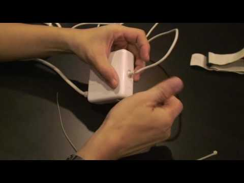 Fix your Macbook power adaptor - DIY style. but easy!