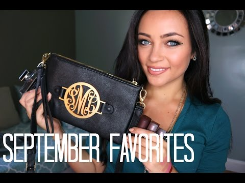 September Favorites ♡ 2014