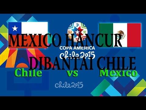 Hancur Total Seperti Brasil Dihancurkan Jerman Ini Cuplikan Gol Terbaru Mexico vs Chile 0-7
