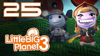 LittleBigPlanet 3 - Прохождение игры на русском - Кооператив [#25] PS4