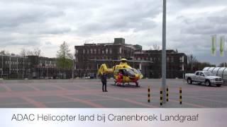 Helicopter Cranenbroek Landgraaf