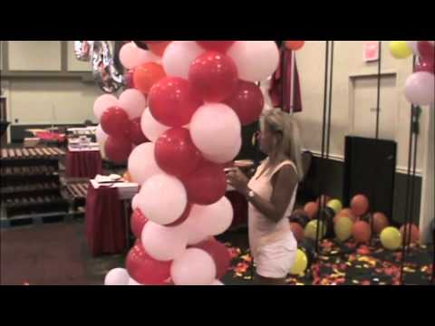 Christa Pops Balloons Again video