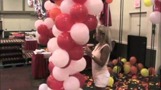 Christa pops balloons again