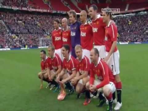 David Beckham vs Juventus (Gary Neville Testimonial)