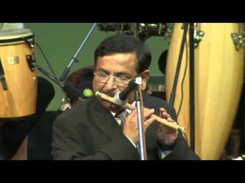 Muktesh Chander playing Rut Hai Milan Ki Sathi Mere Aa Re on...