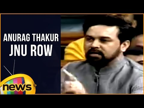 Anurag Thakur Takes On Congress Over JNU Issue | Slams Rahul Gandhi | Mango News