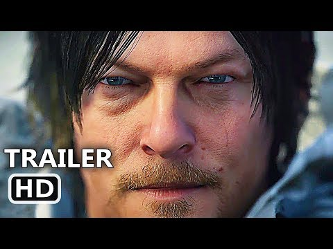 PS4 - DEATH STRANDING New Trailer (2018) PS4