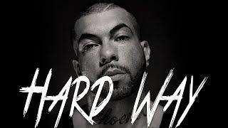 HARD WAY - Sad Storytelling Rap Beat | Deep Hip Hop Instrumental