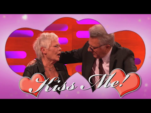 Dustin Hoffman & Jason Bateman's First Kiss - The Graham Norton Show