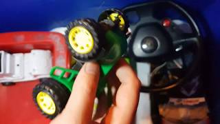 Cars and Toys for Children   Songs for kids   Construction   Work Cars