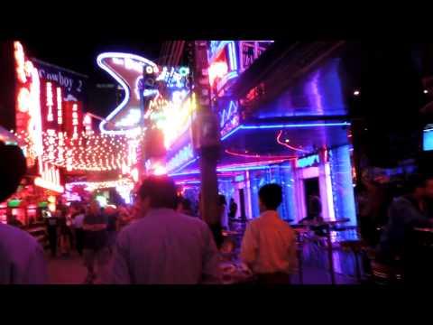 アキーラさん!タイ・バンコク・ソイカウボーイ散策2!Soi-Cowboy,Bangkok,Thai