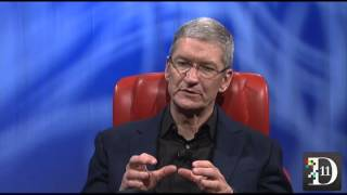 Why Apple Only Makes One iPhone - D11 Conference